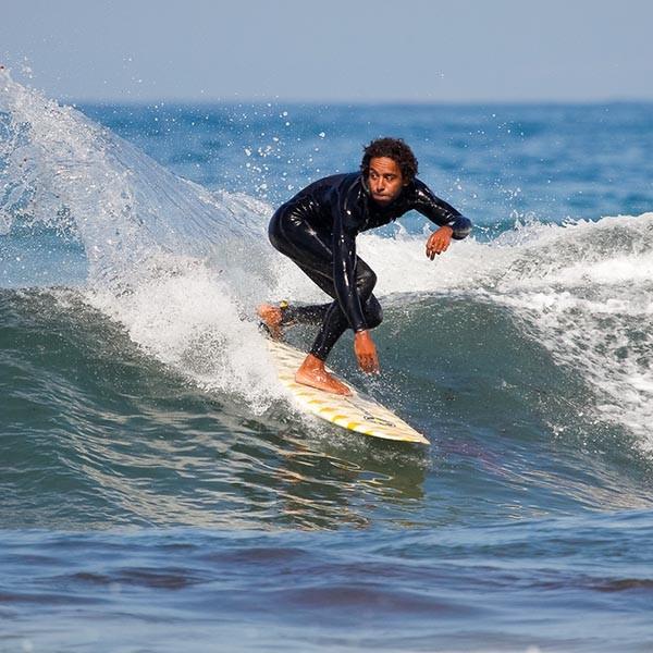 Fatum Fish Surfboard