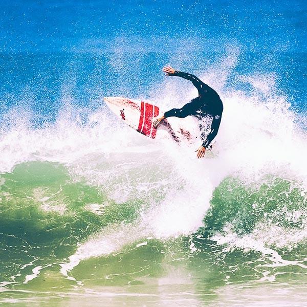 Peniche Bay Surf