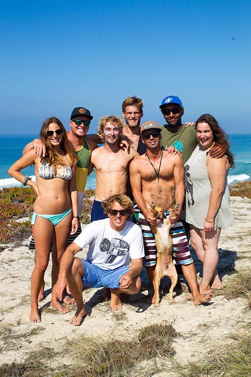 Surflehrer Team