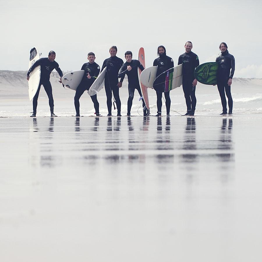 Winter Surfcamp Peniche