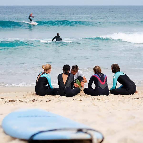 Surfen mit Technik verbessern
