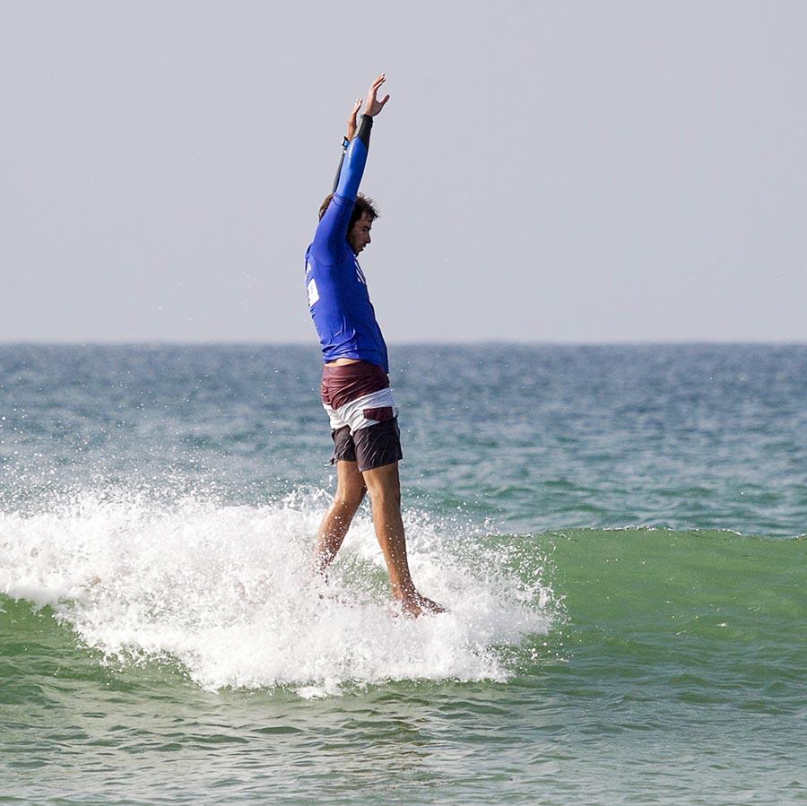 Joao Carvalho Longboard Style