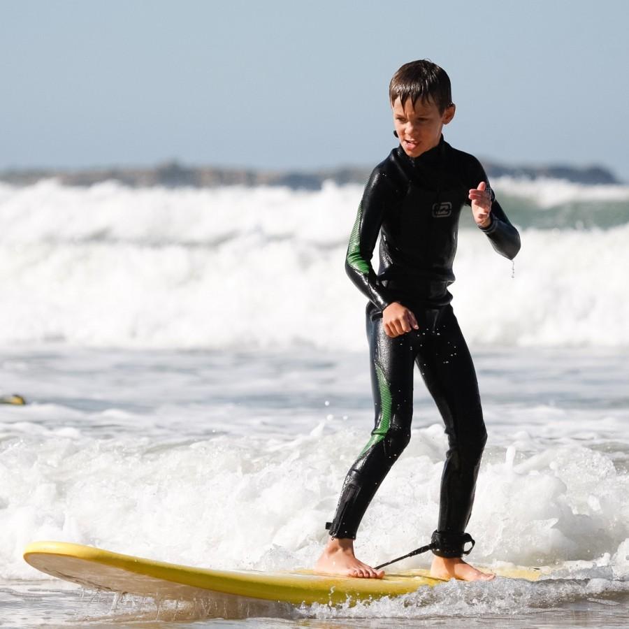 Surfunterricht für Kinder