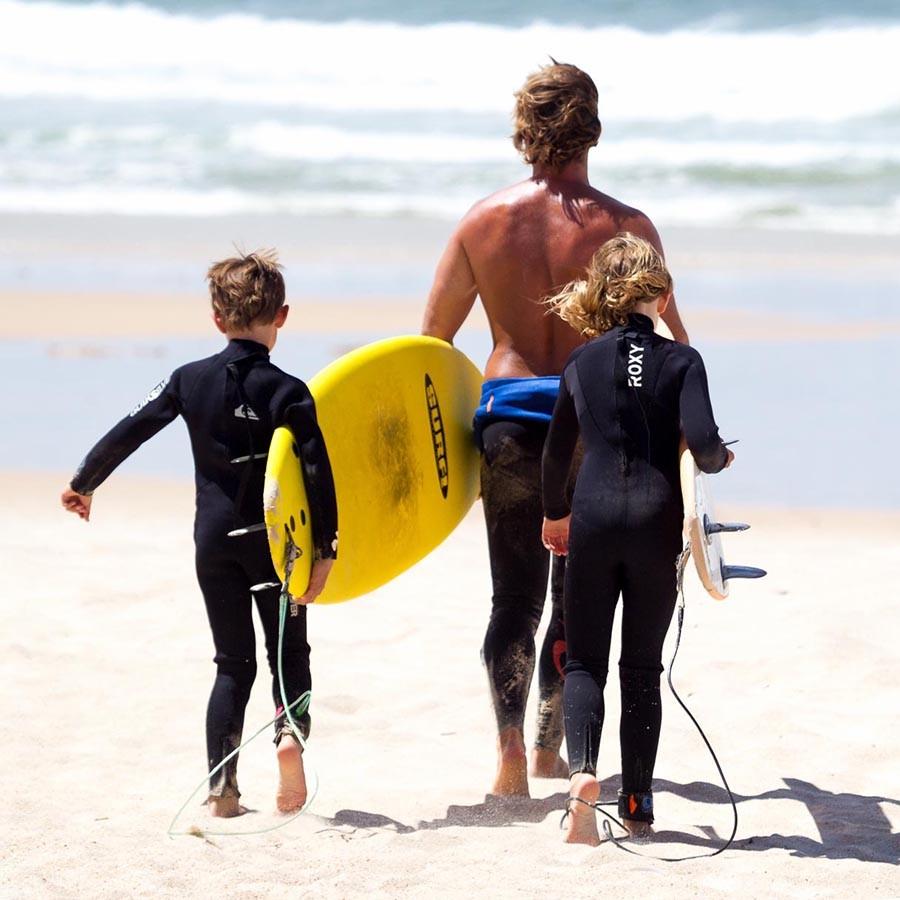 Kindersurfkurs