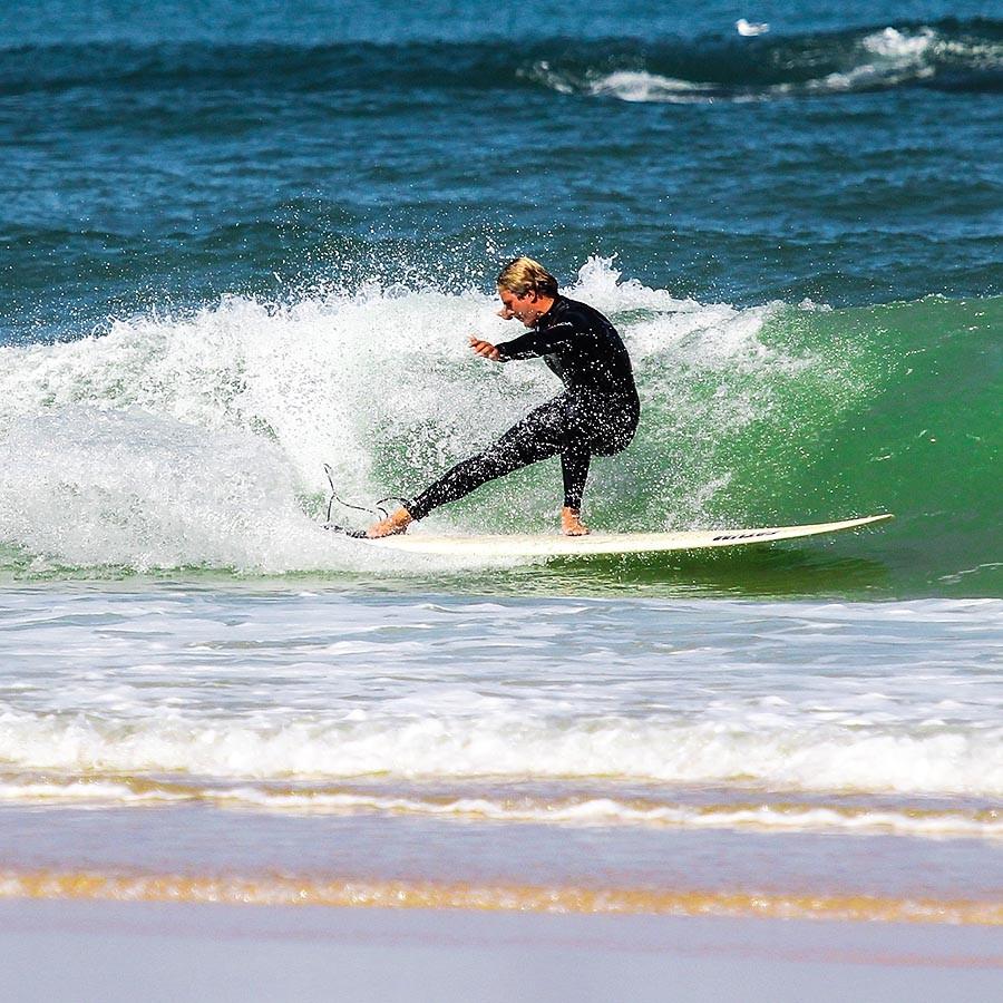 Longboard Tailslide Turn