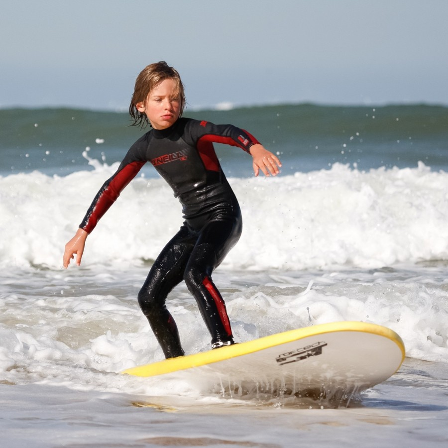 Familien Surfcamp