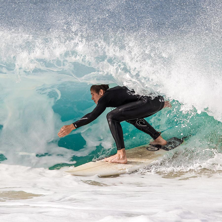 Barrels in Peniche