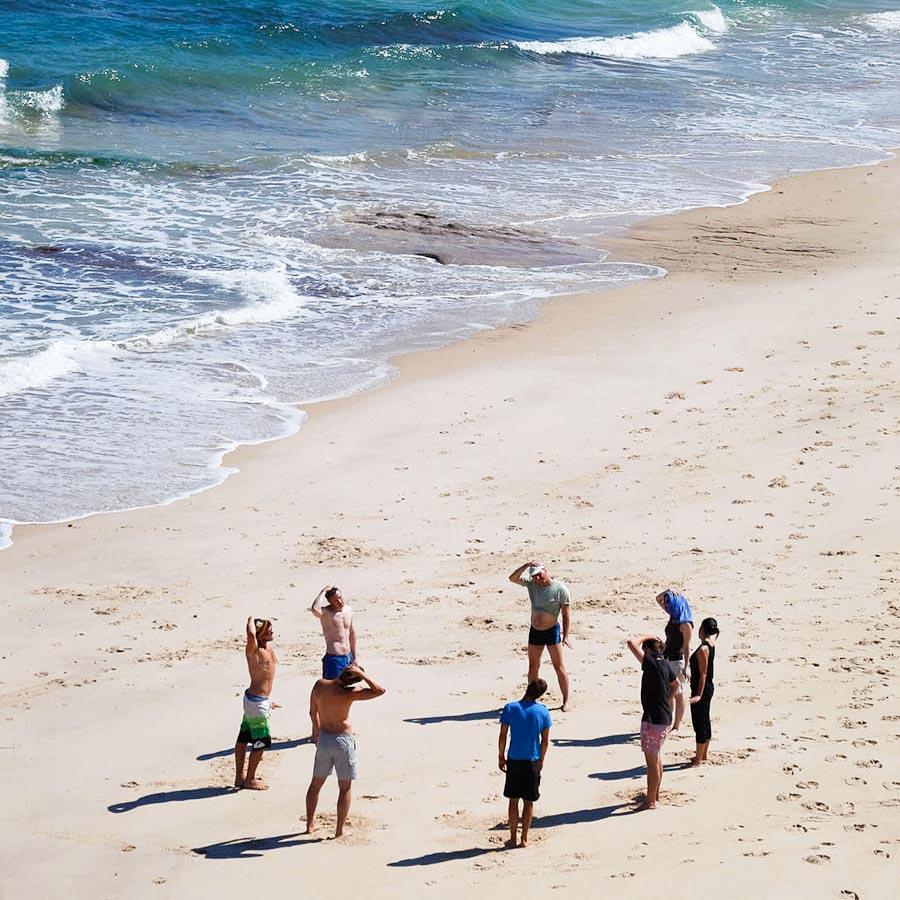 Surf Warm Up