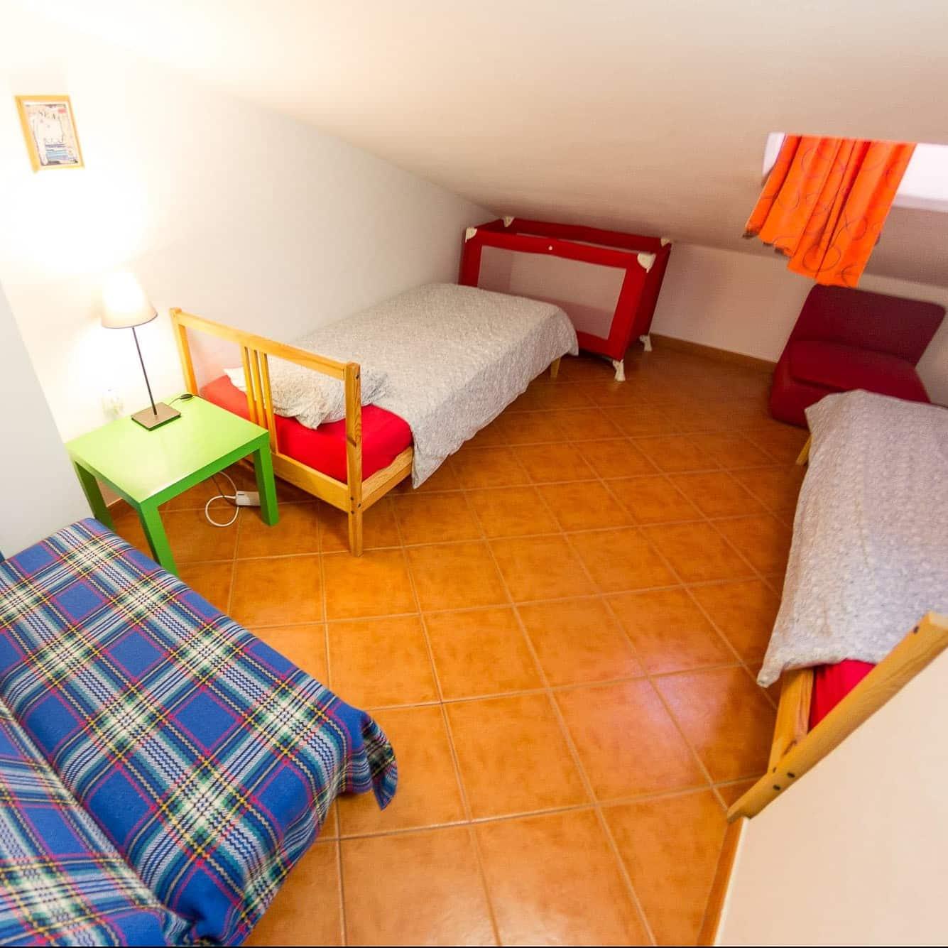 Doppelzimmer für Pärchen mit möglichem Zustellbett