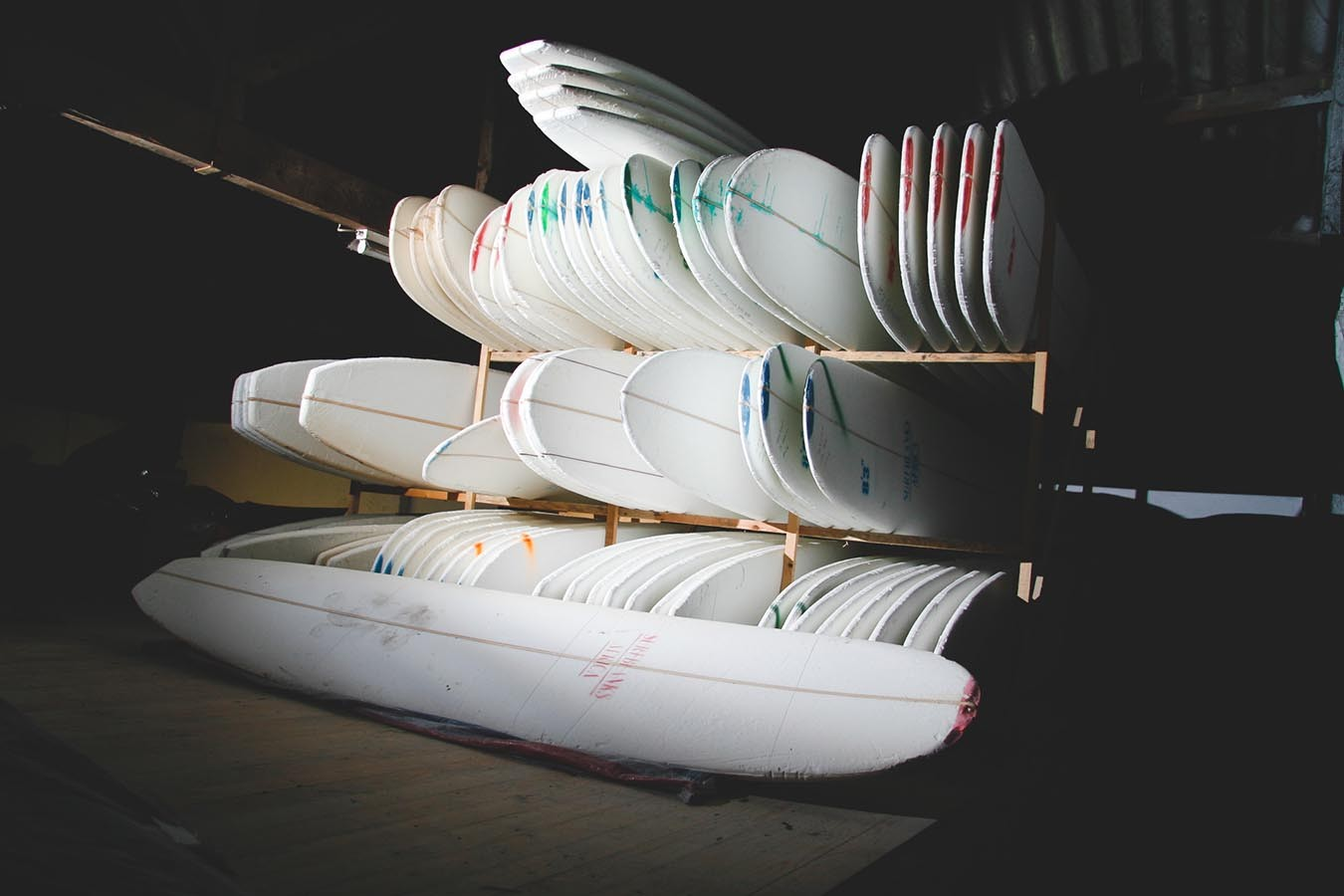 Africa Blanks Surfboard Blanks