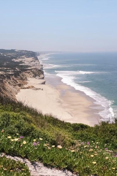 Nordküste von Peniche, Belgas und Praia del Rey