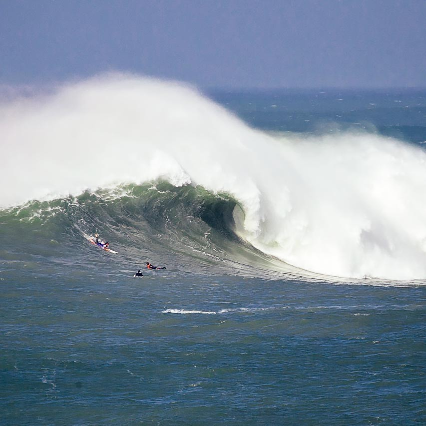 Peniche Big Wave