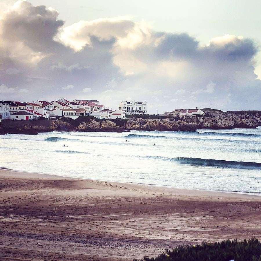 Peniche Surf School Waves