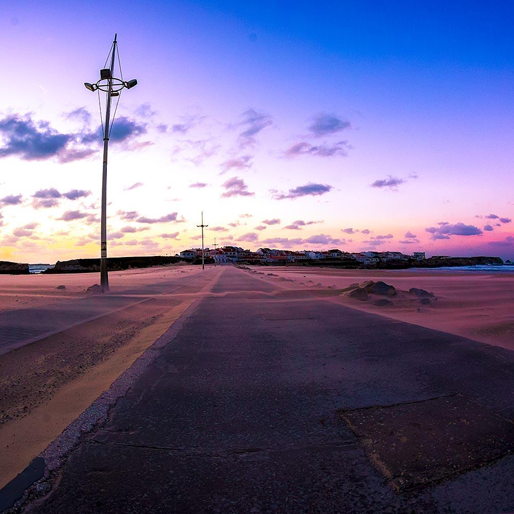 Baleal sunset beach