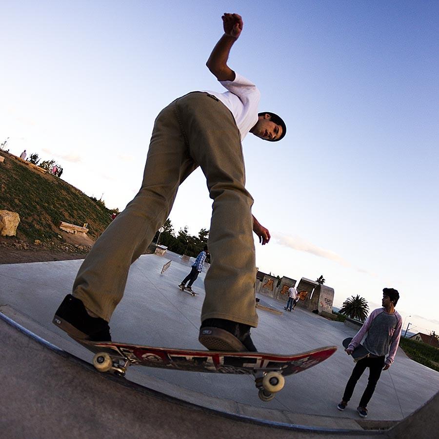 Skateboarding Portugal