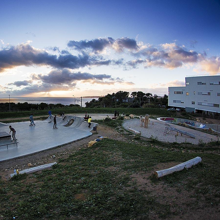 Parque das Gerações Skatepark