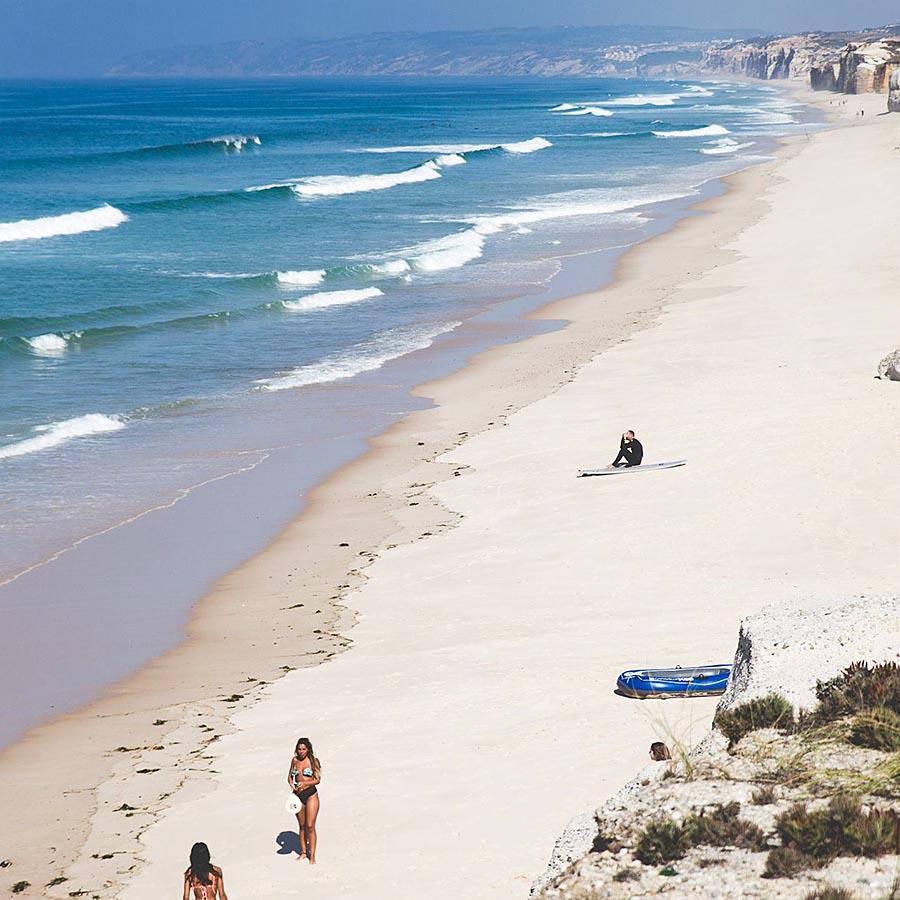 Pico da Mota Surf beach