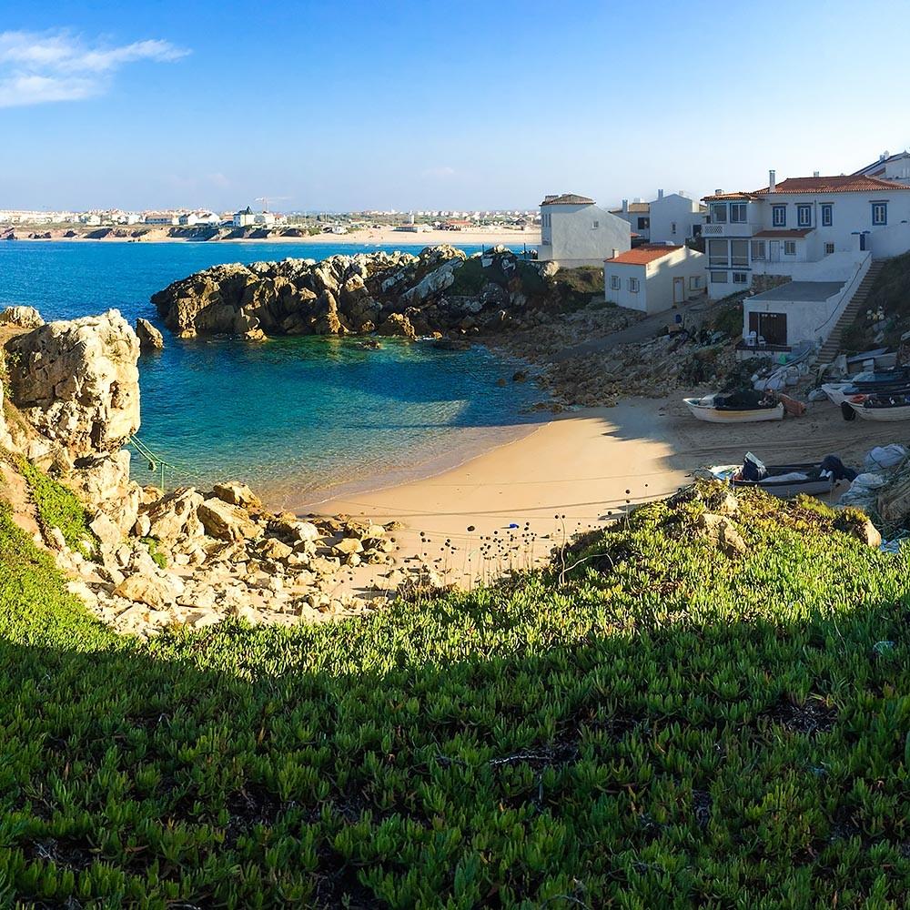 secret beach Peniche