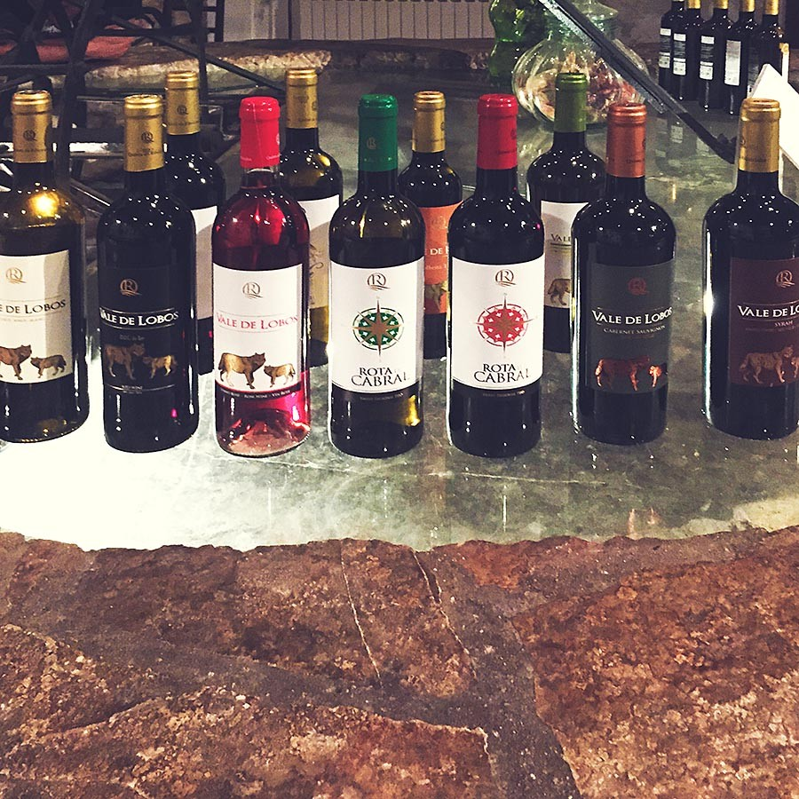 Weinprobe Portugal