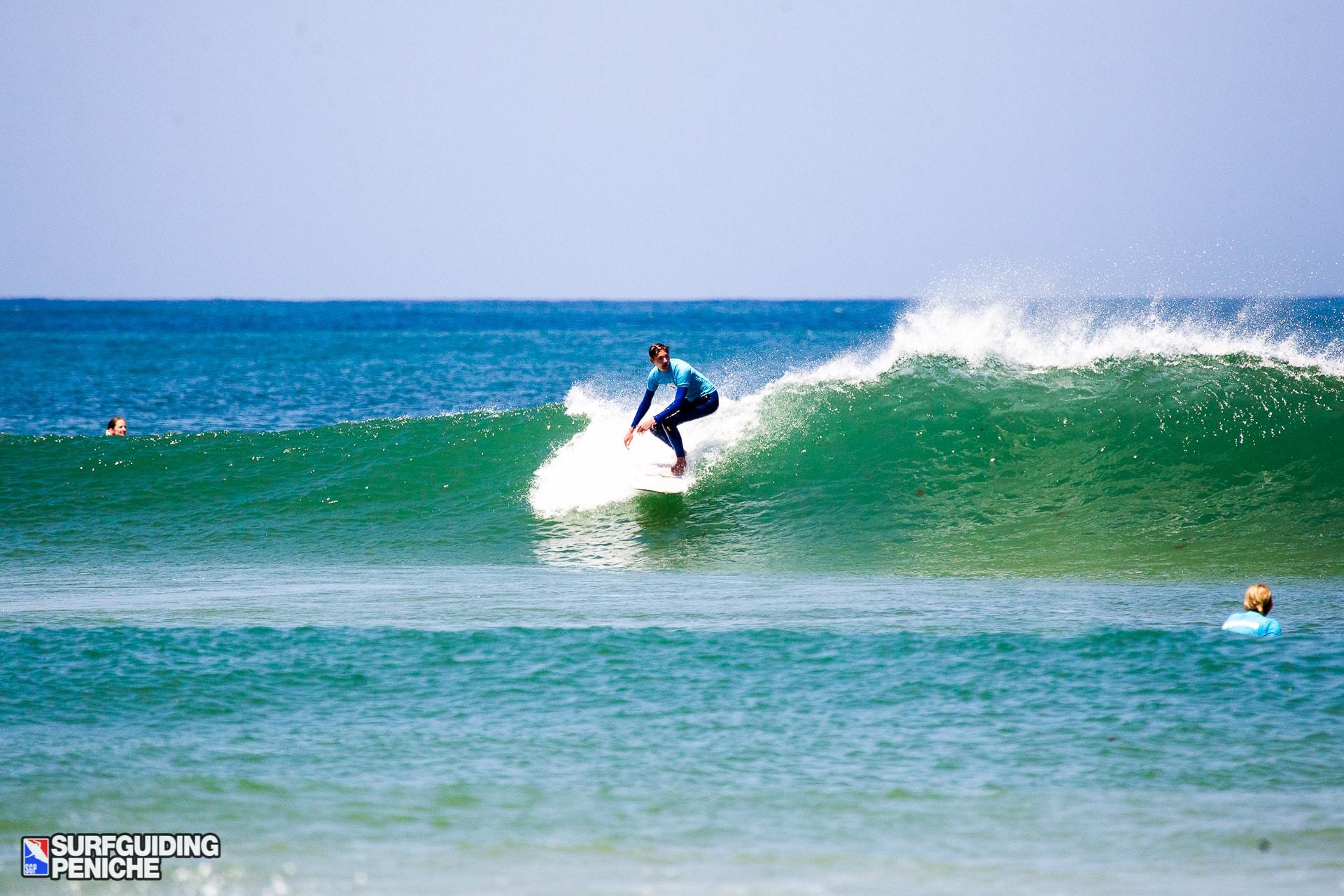 Advanced Surfkurs Grüne Welle