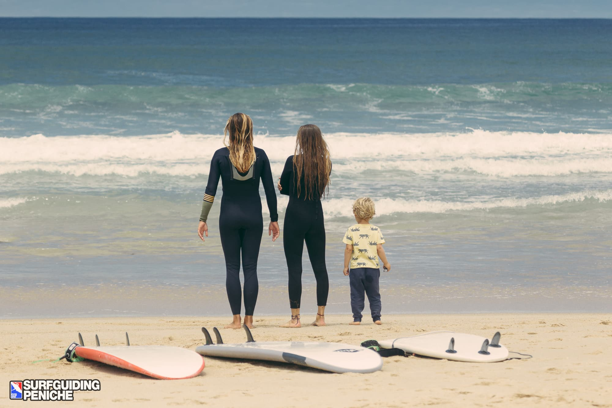 Nando der Surflehrer