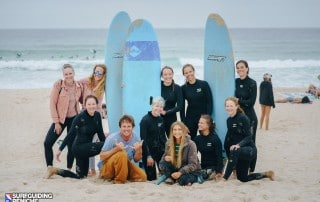 Surfcamp Gruppe