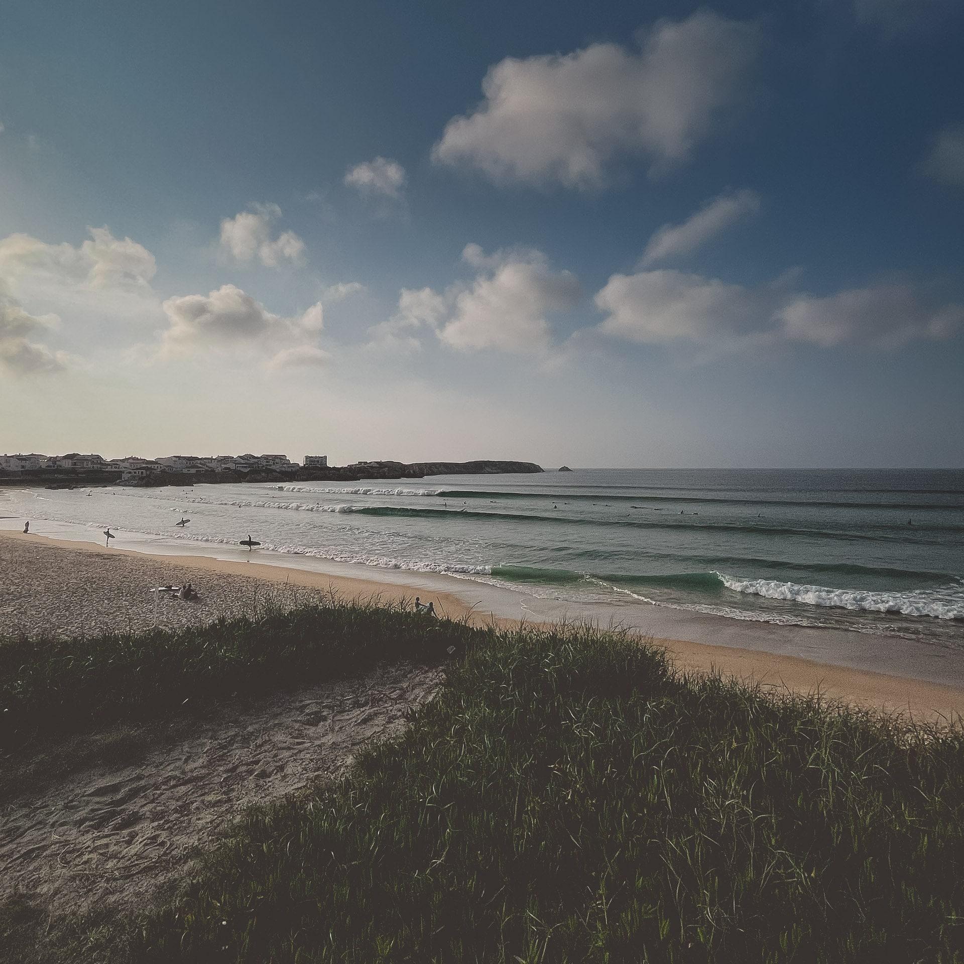 Sommer surf peniche